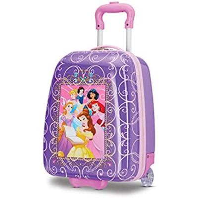 American Tourister Kids' Disney Hardside Upright Luggage  Princess 2  Carry-On 16-Inch
