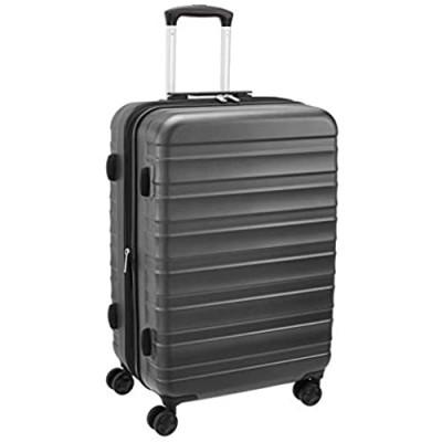 """Basics 24"""" ABS Luggage  Grey"""