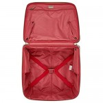 DELSEY Paris Chatelet Soft Air Luggage Under-Seater with 2 Wheels Champagne Carry-on 16 Inch