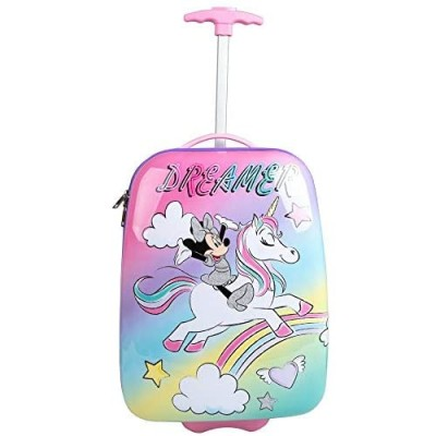 Disney Minnie Mouse Roller Travel Suitcase