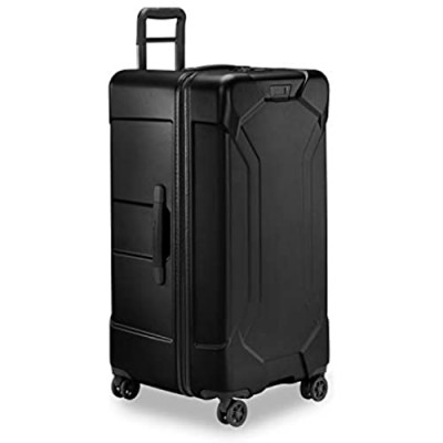 Briggs & Riley Torq Hardside Luggage  Stealth  Checked-X-Large 32-Inch