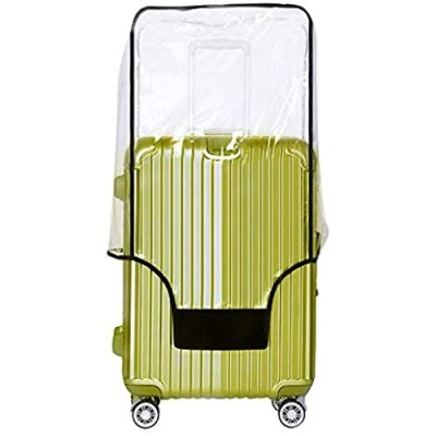 Gigabit Luggage Protector Case PVC Baggage Cover Suitcase Protective Cover