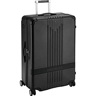 Montblanc Men's Hand Luggage  Black (Schwarz)  76 centimeters