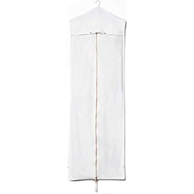 100% Cotton Foldable Garment Storage Bag | Garment Bags For Travel | Storage Bag for Dresses  Coats  Robes  Furs  Suits