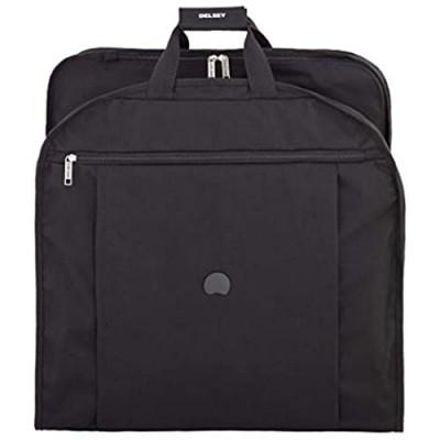 DELSEY Paris Garment Lightweight Hanging Travel Bag  Black  52 Inch