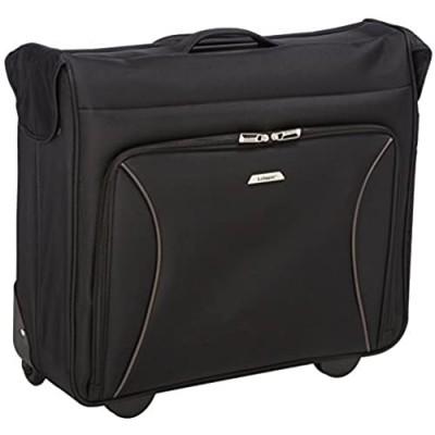 "Leisure Vector 44"" Wheeled Garment Bag  BLACK  One Size"