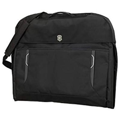 Victorinox Werks Traveler 6.0 Deluxe Carry-On Garment Sleeve  Black  21.3-inch
