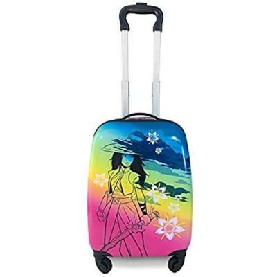 Disney Raya and the Last Dragon Small Rolling Luggage