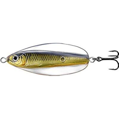 Fishing Tackle Lures Erratic Shiner Casting Gold-Black  Multicolored  Model: ESS60SK208
