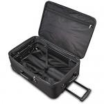 American Tourister Fieldbrook XLT Softside Upright Luggage Black 3-Piece Set (BB/21/25)