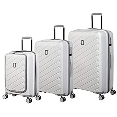it luggage Influential Hardside Spinner  White  3-Piece Set (22/26/29)
