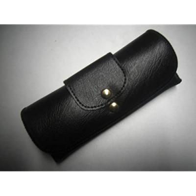 Snap Beltloop Eyeglass Cases (Black)