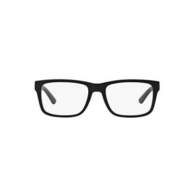 AX Armani Exchange Men's Ax3016 Square Prescription Eyewear Frames