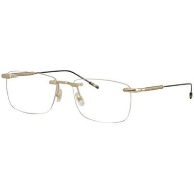 Eyeglasses Montblanc MB 0049 O- 005 Gold /  58-17-150