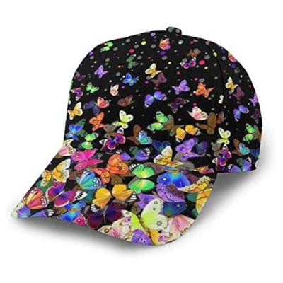 Baseball Cap Floral Print Dad Caps Classic Fashion Casual Adjustable Sport for Women Hats