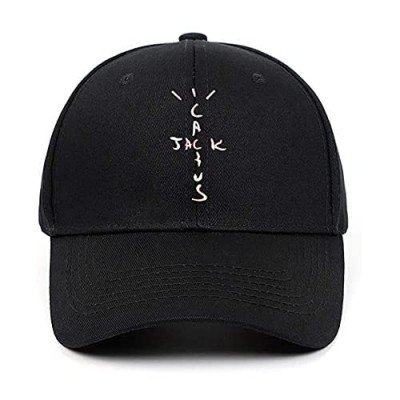 Cactus Jack Embroidery Baseball Cap Hip Hop Casual Dad Hat Adult Unisex