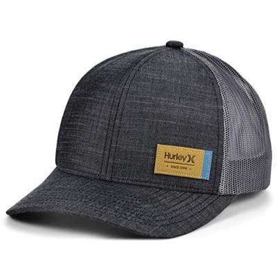 Hurley Cardiff Trucker Adjustable Hat Black/Gray
