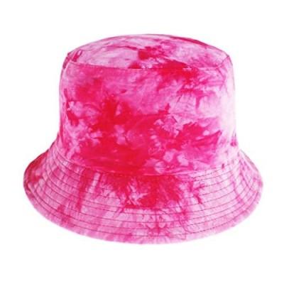 Surkat Unisex Bucket Hat Double Side Wear Fisherman Cap Reversible Sun Hat for Women Men