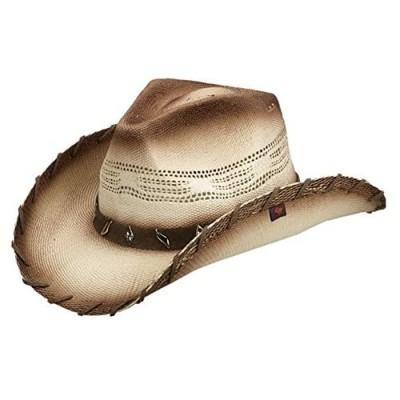 Peter Grimm Saddle Drifter Hat Brown