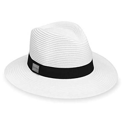 CARKELLA by Wallaroo Palm Beach Fedora - UPF 50+  Travel Friendly  Lightweight  Adjustable Fit  Designed in Australia