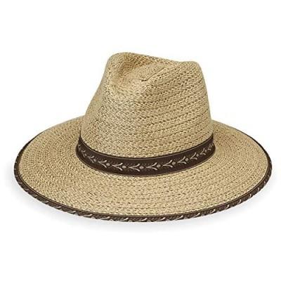 Wallaroo Hat Company Men's Cabo Fedora – UPF 50+  Classic Surf Hat  Designed in Australia