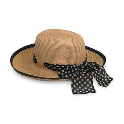 Wallaroo Hat Company Women's Julia Sun Hat – UPF 50+  Wide Brim  Lightweight  Packable  Designed in Australia.