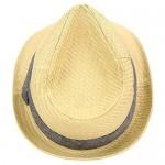 Northern Cap Men's Panama Fedora Summer Straw Hat