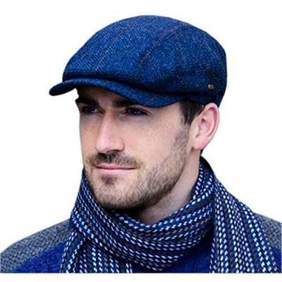Irish Tweed Wool Kerry Cap for Men Hat Made in Ireland