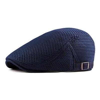 XIAOSHI Mens Flat Cap Beret Cabbie Hat Country Peaky Newsboy Driving Hat Caps