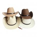 BESTOYARD Havana Hat Wide Brim Hat Summer Beach Straw Cap Sun Floppy Foldable Hats (Beige)