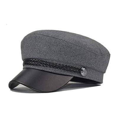 AIBEARTY Women Yacht Captain Sailor Hat Newsboy Hat Cap Visor Beret Hat