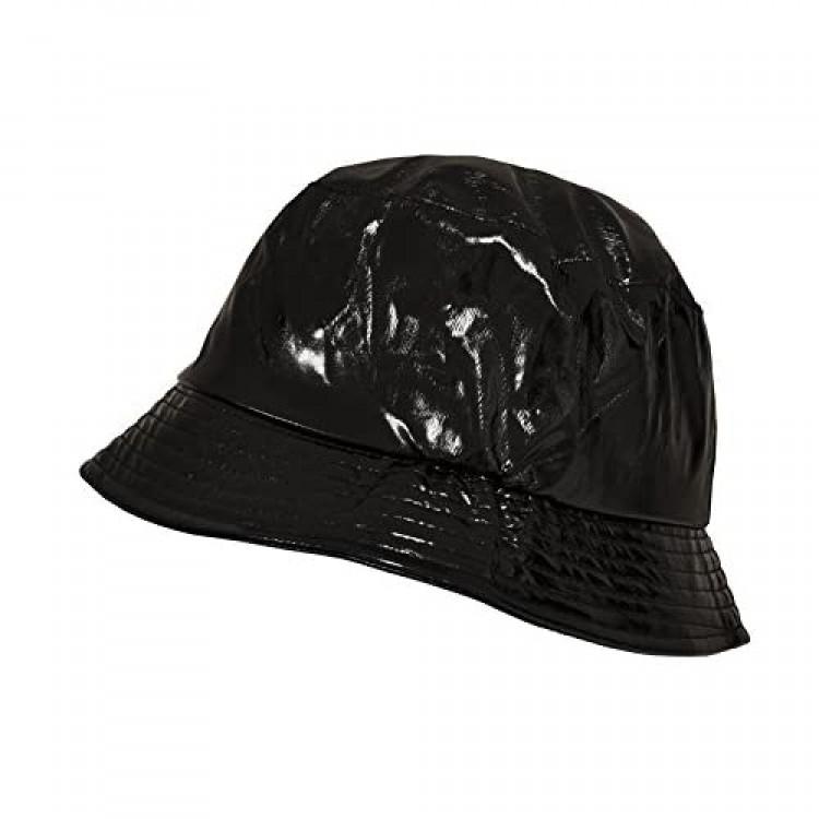 TOUTACOO Waterproof Wax Style Bucket Rain Hat